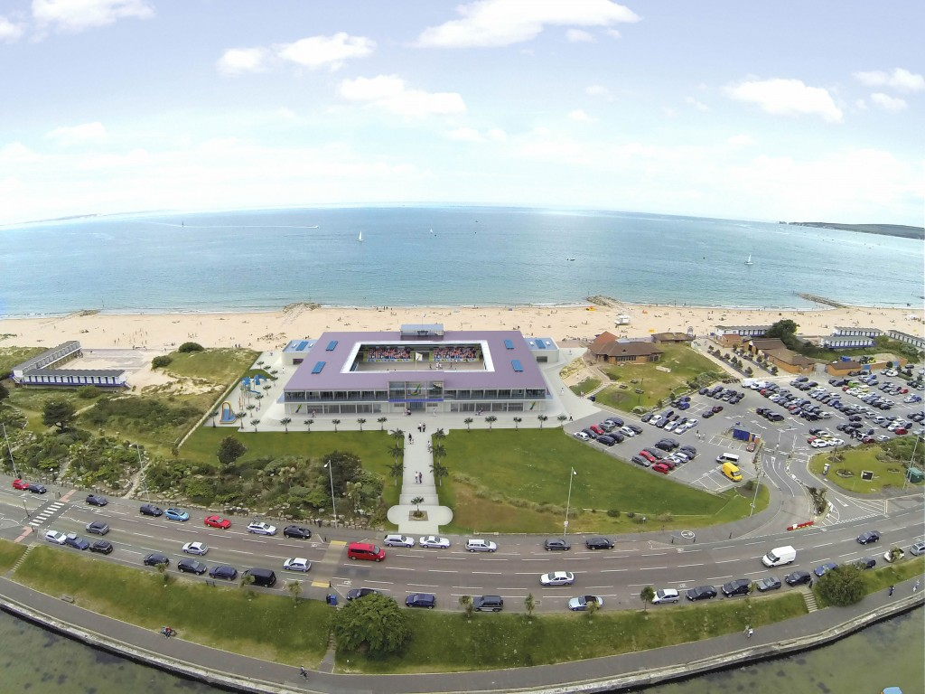 Sandbanks Beach Arena