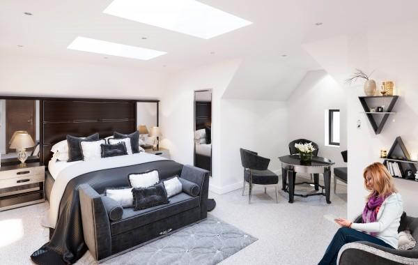Flat 25 Bedroom