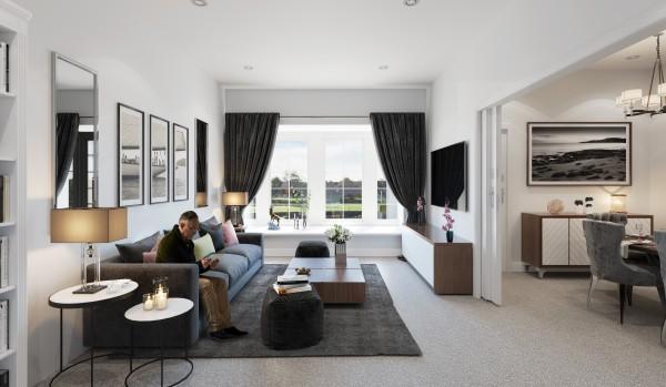 Flat 25 Lounge