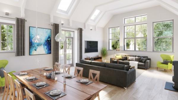 Plot 9 Amended Interiors